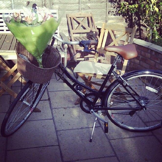 Pipa, my beautiful bycicle