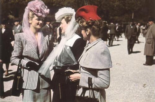 Pauline Adam, Simone Naudet, Rose Valois