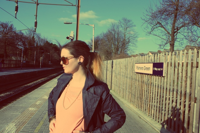 Anami - SPRING AT THE STATION