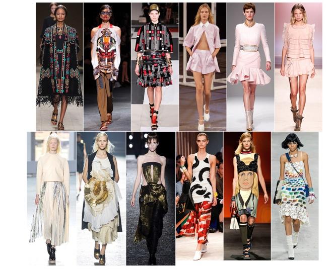 fashion week, trends