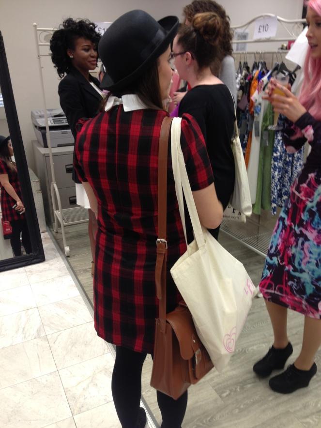 bloggers in london, love fashion