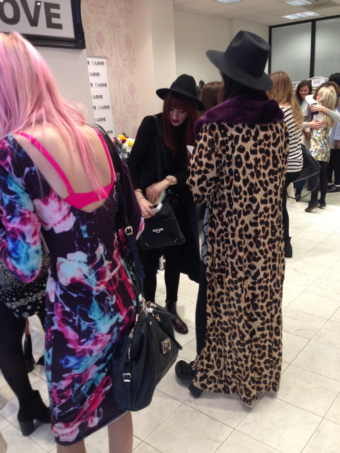bloggers event, love fashion