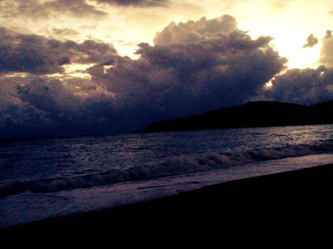 storm, oludeniz, sea