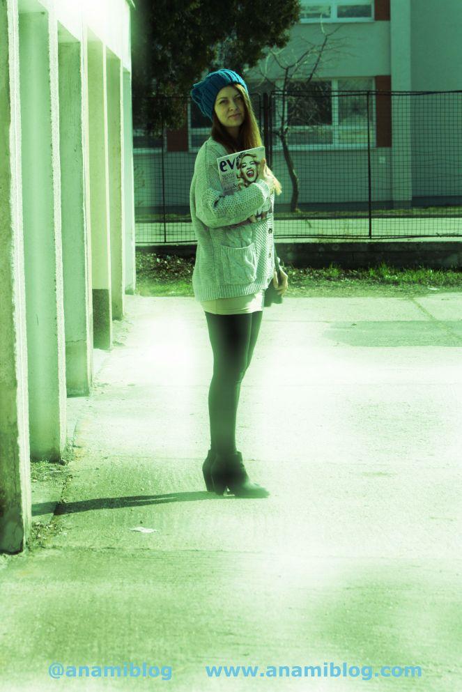 eva magazine, spring outfit
