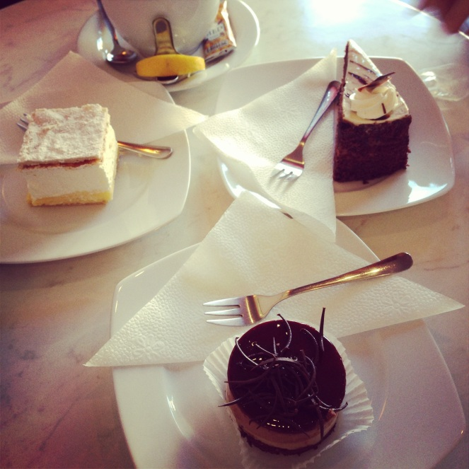 wagner sweets, cake, dunajska streda