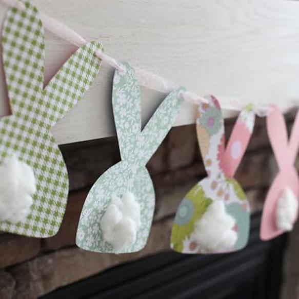 easter bunny, home decor