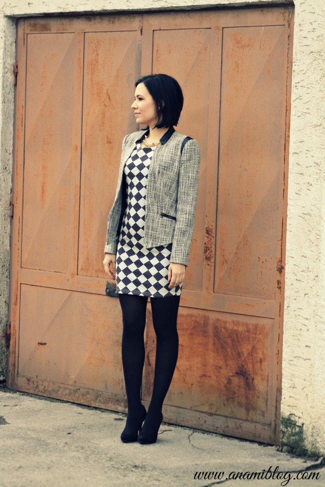 slovak streetstyle, spring outfit, monochrome trend, kata laszlo
