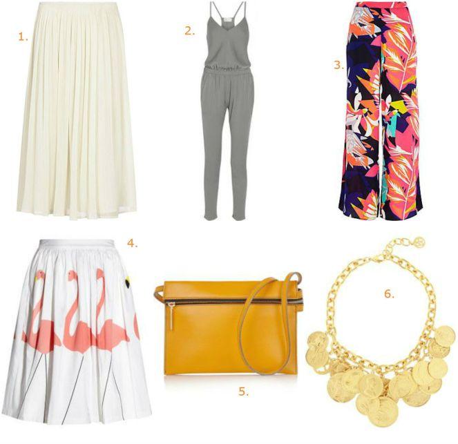 reiss skirt, river island, net a porter, ben amun, victoria beckham, milly racer, alice & olivia, fashion, wishlist