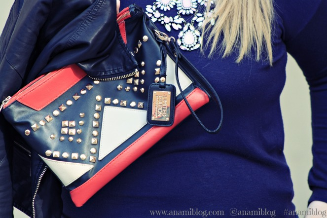 patchwork jeans, ootd, spring outfit, streetstyle, slovakia, jewellery, plus size, beauty with plus