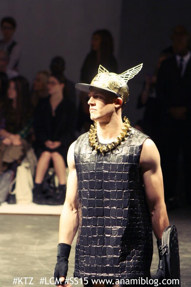 ktz ss15, ss15, catwalk, kokon to zai, lcm, london collections men, menswear, fashion show, fashion