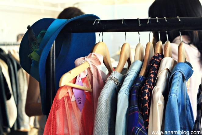 london blogger yard sale, aubaine, london, fashion,
