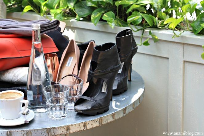 london blogger yard sale, aubaine, london, fashion, shoes