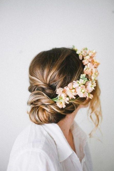 wedding, bridal, inspiration, hair, headpiece, veil, floral headband, menyasszony