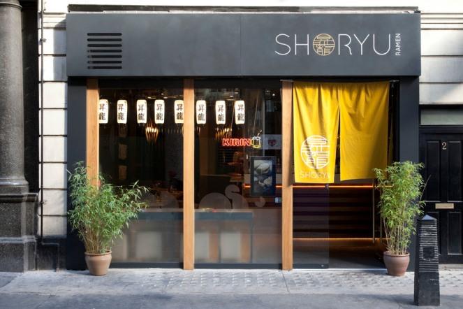 london, ramen, shoryu, gastro, food, restaurant