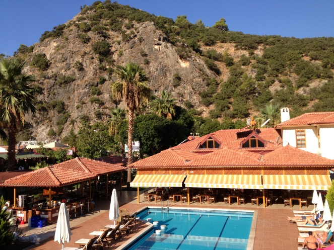 holiday, oludeniz, Turkey, hotel, swimming pool