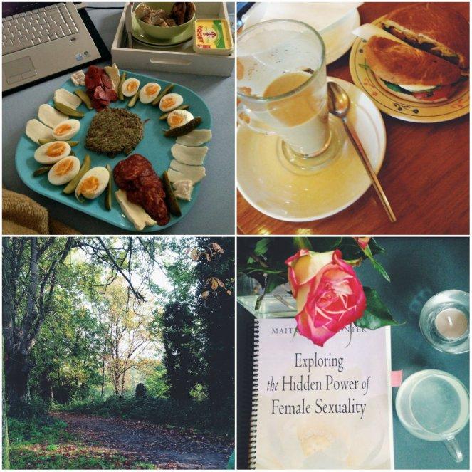 london, food, alexandra palace, photo diary