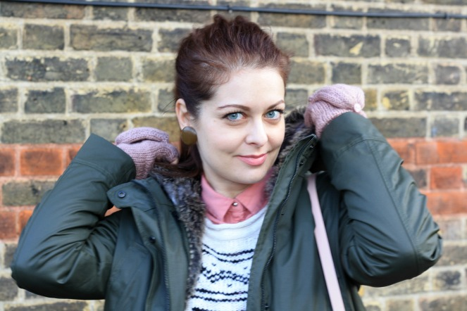 mango, parka, new look, hm, winter, outfit, ootd, personal style, lookbook