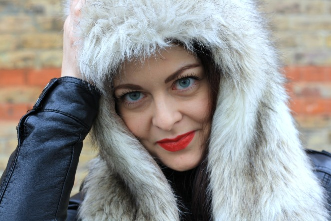usanka, outfit, ootd, personal style, fashion, winter, lookbook, daily look, dnes nosim, anamiblog, red lipstick