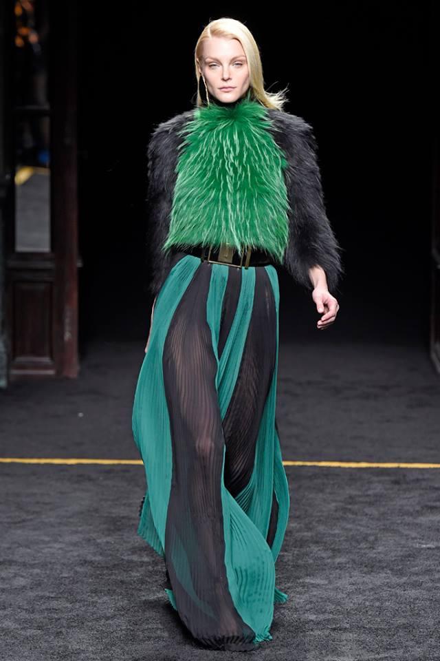 balmain, rtw, fall 15, fashion, catwalk, paris fashion week, pfw