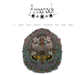 annarack, illustration, fab women, anna jane searle