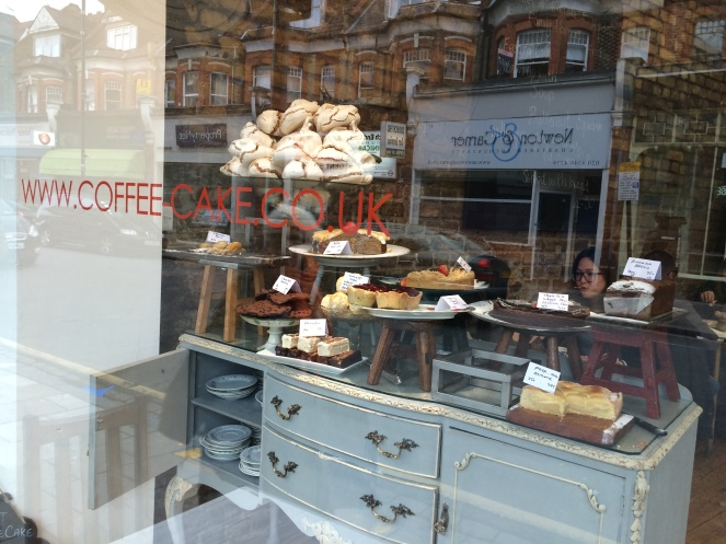 crouch end, london, indish, design, coffee, cake, easter