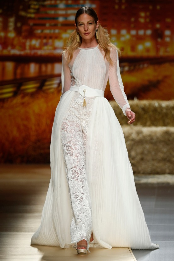 barcelona bridal week, fashion, inmaculada garcia