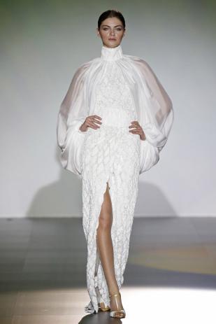barcelona bridal week, fashion, isabel zapardiez