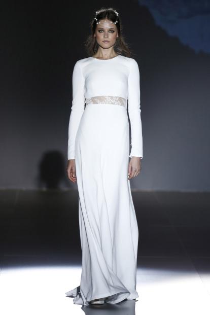 barcelona bridal week, fashion, jesus peiro