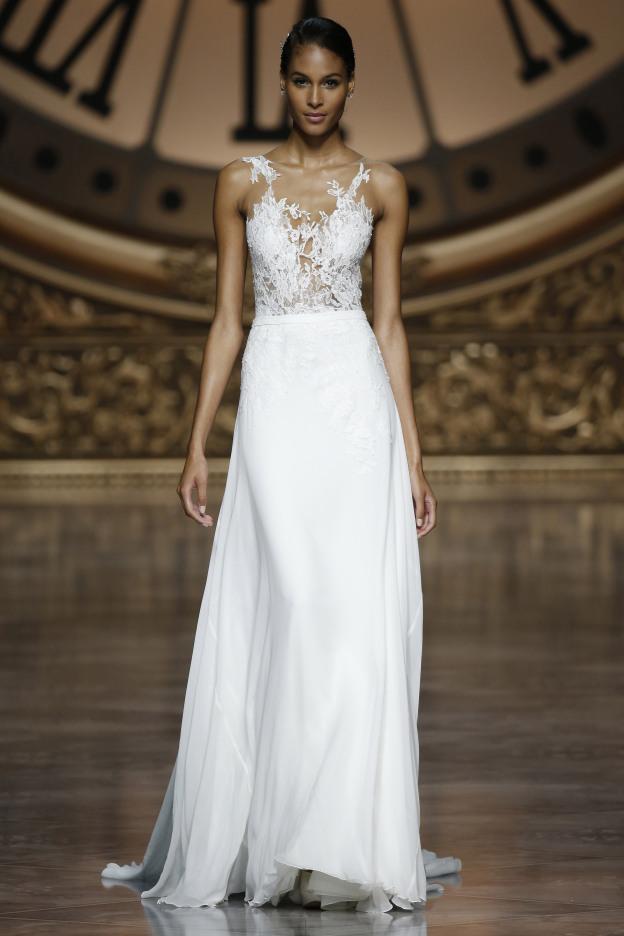 barcelona bridal week, fashion, pronovias
