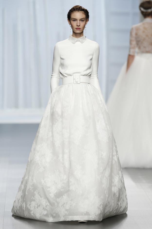 barcelona bridal week, fashion, rosa clara