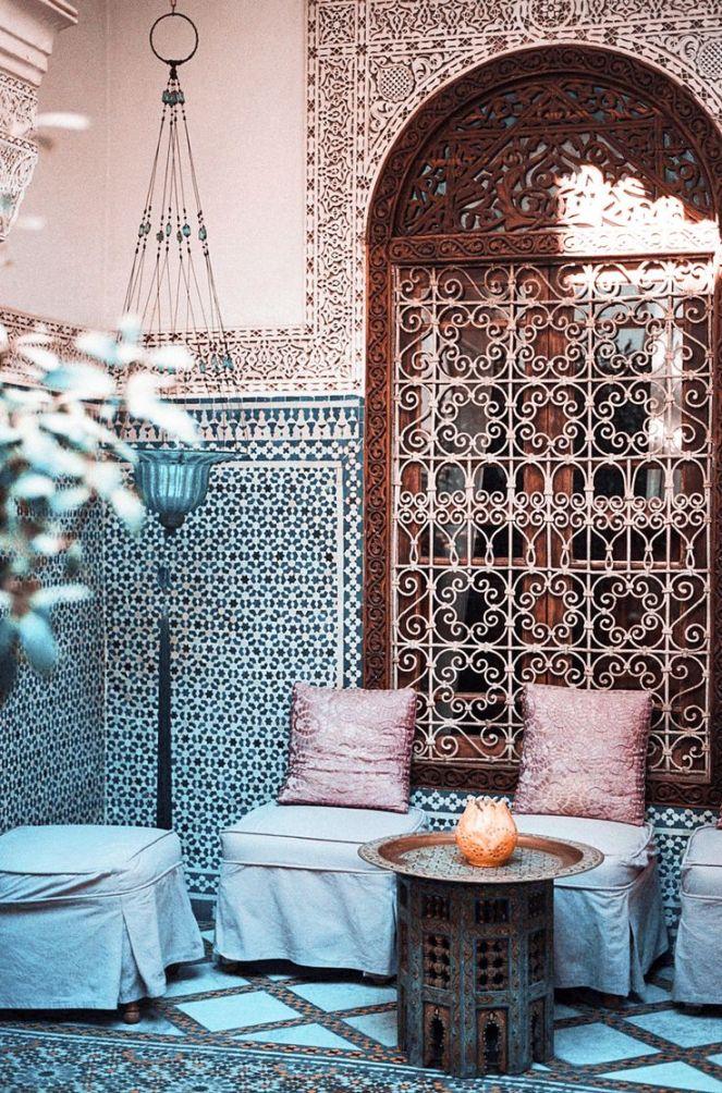 boho glamour, interior design, summer