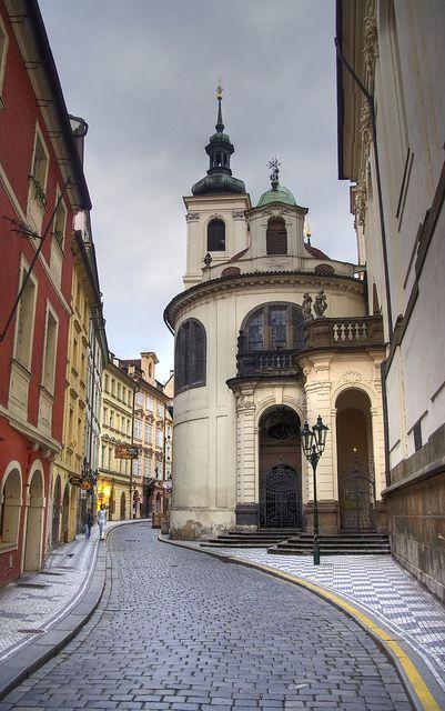 prague, old town, mariusz kluzniak