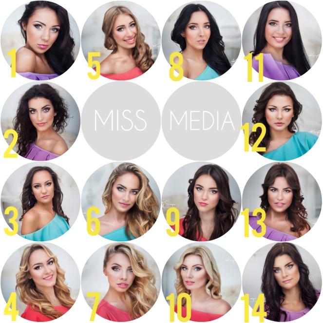 Miss Media Karpatok Szepe