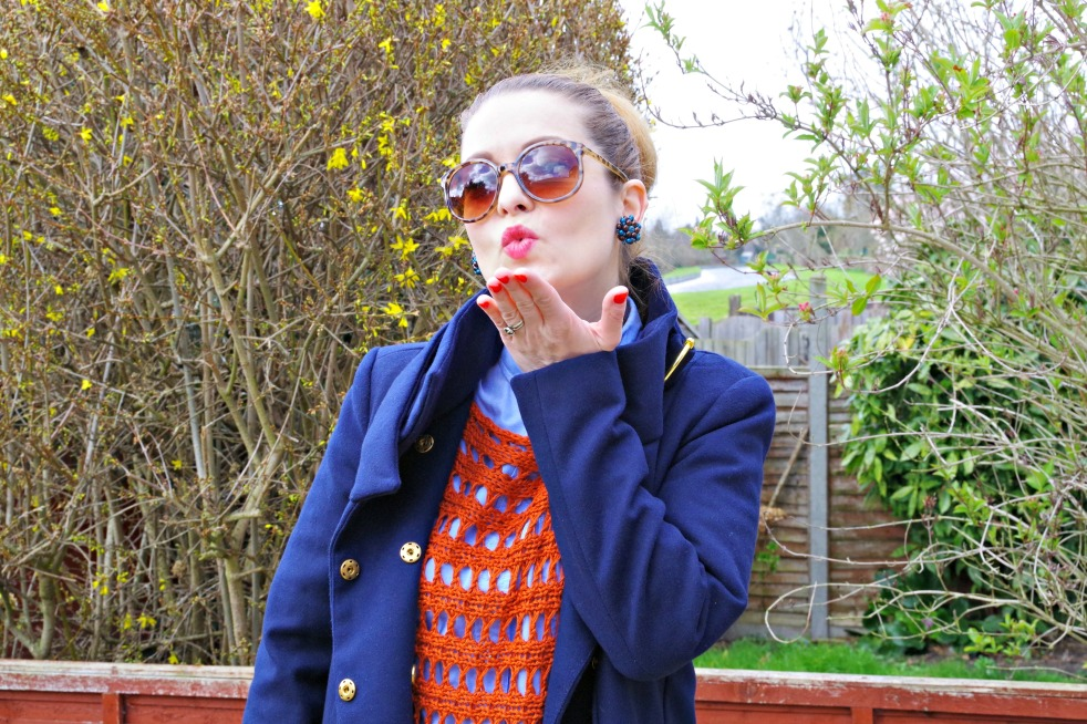 anamiblog, suel, vintage outfit, new look