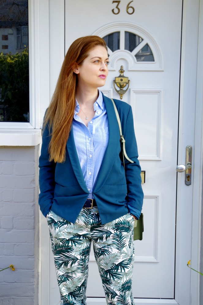 anamiblog, work outfit, london blogger, made in slovakia