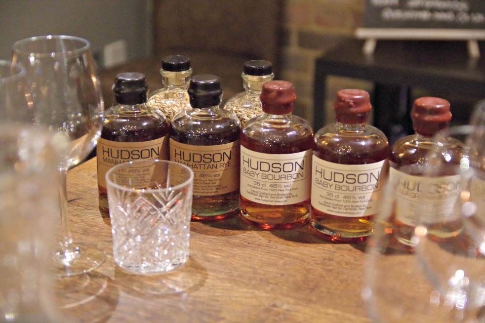 leman street tavern, anamiblog, london restaurant, hudson whiskey, tony vanaria