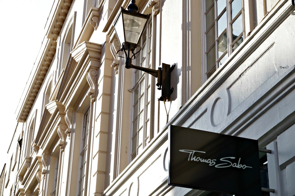 thomas sabo, london, south molton street