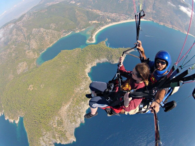 anamiblog, babadag, oludeniz, paragliding, turkish holiday