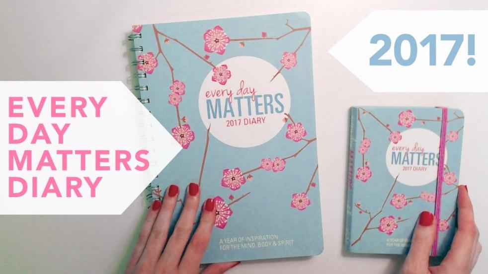dani dipirro, everyday matters diary, watkins publishing