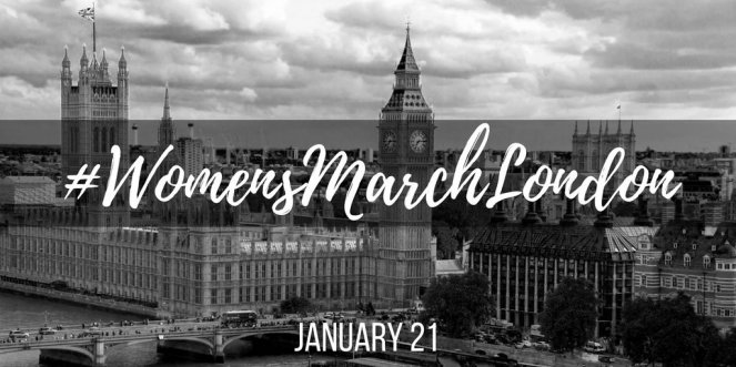 women's march on london, why i march, women's march, fabwmn, anamiblog