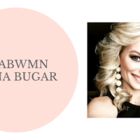 #FABWMN - ANNA BUGAR, AN ACTRESS WITH A GORGEOUS SMILE